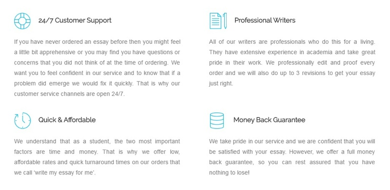 write my essay today All papers written here are of an exceptional quality a true expert will carefully handcraft your perfect essay for you join us today and enjoy a bundle of free features.