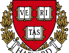 Content harvard wreath logo