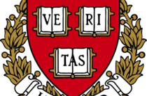 Small harvard wreath logo