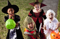 Small top 12 boys and girls halloween costumes