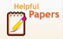 HelpfulPapers.com review logo